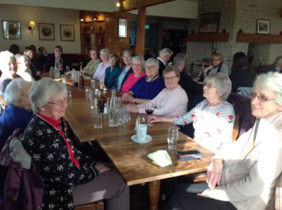 Offwell Village Ladies Lunch Club